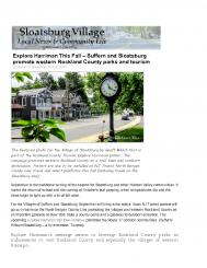 09_11_2018_Sloatsburg Village